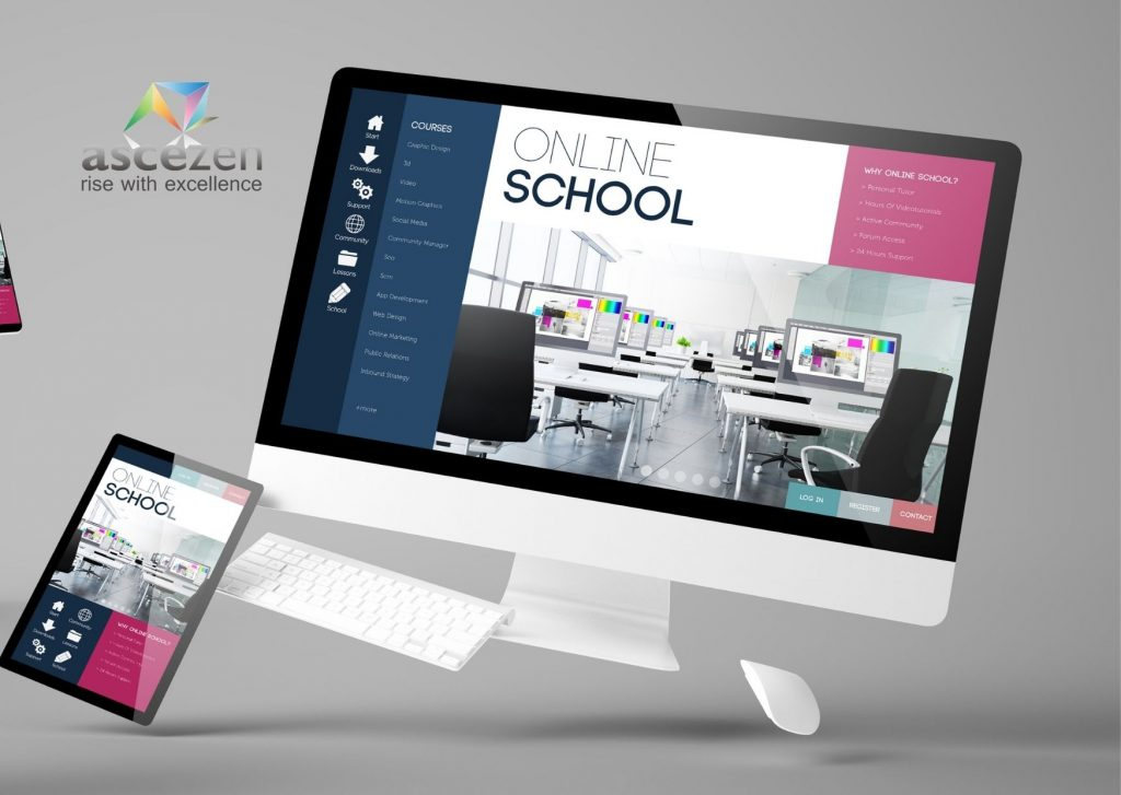 tips for school websites created by ascezen consulting